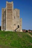 Castello di Orford Fotografie Stock