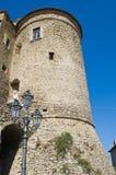Castello di Oriolo La Calabria L'Italia Immagini Stock Libere da Diritti
