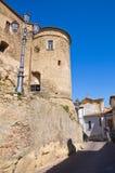 Castello di Oriolo La Calabria L'Italia Fotografia Stock Libera da Diritti