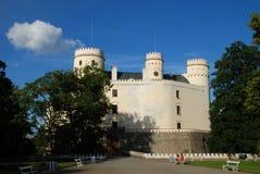 Castello di Orlik Immagine Stock Libera da Diritti