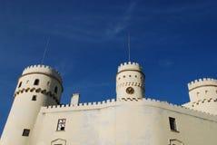 Castello di Orlik Fotografia Stock Libera da Diritti