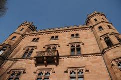 Castello di Ortenberg Fotografia Stock
