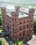 Castello di Ortenberg immagini stock libere da diritti