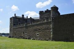 Castello di oscurità Fotografie Stock Libere da Diritti