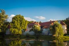Castello di Otocec Fotografia Stock
