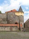 Castello di Palanok Fotografia Stock