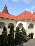 Castello di Palanok Fotografie Stock