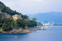 Castello di Paraggi Royalty Free Stock Image