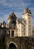 Castello di Pau Fotografia Stock Libera da Diritti
