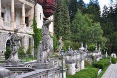 Castello di Peles Immagine Stock