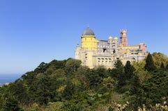 Castello di Pena Fotografia Stock