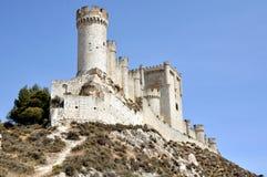Castello di Penafiel Fotografia Stock