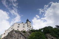 Castello di Persenbeug Fotografia Stock Libera da Diritti