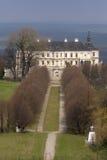 Castello di Pidhirtsi Immagine Stock