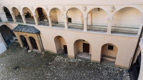 Castello di Pieskowa Skala Fotografia Stock