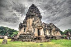 Castello di Pimai, Korat Tailandia Fotografie Stock