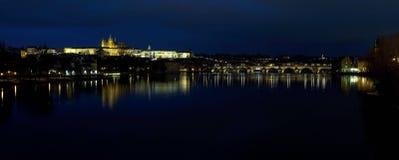 Castello di Praga Fotografie Stock Libere da Diritti