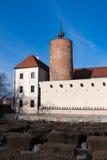 Castello di principi di Glogow Fotografia Stock