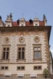 Castello di Pruhonice Immagine Stock Libera da Diritti