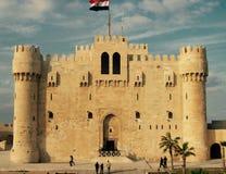Castello di Qaitbey Fotografia Stock