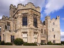 Castello di Raby fotografia stock