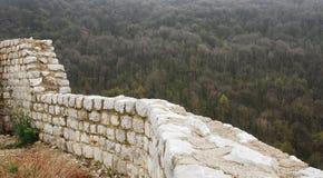 Castello di Ravistagno Stock Image