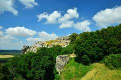 Castello di Regenstein Fotografia Stock