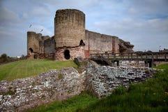 Castello di Rhuddlan Fotografie Stock Libere da Diritti