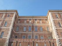Castello di Rivoli,意大利 免版税库存照片