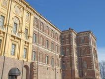 Castello di Rivoli, Италия стоковые изображения