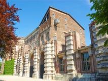 Castello di Rivoli Royalty Free Stock Images