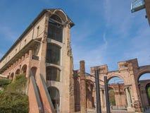 Castello Di Rivoli stock afbeeldingen