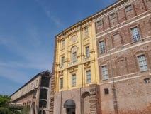Castello di Rivoli Stock Photo
