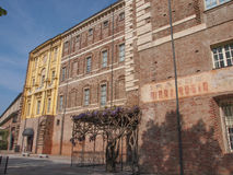 Castello di Rivoli Royalty Free Stock Photography