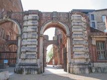 Castello di Rivoli Royalty Free Stock Photo