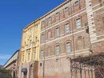 Castello Di Rivoli, Italië Stock Afbeeldingen