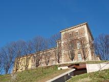 Castello di Rivoli, Italia imagenes de archivo