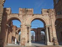 Castello di Rivoli, Italien arkivbilder