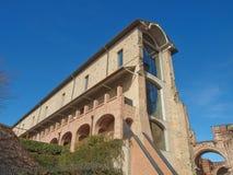 Castello Di Rivoli, Włochy obrazy stock