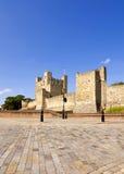 Castello di Rochester Immagine Stock