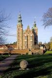 Castello di Rosenborg Immagine Stock Libera da Diritti