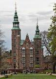 Castello di Rosenborg Immagine Stock