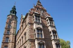 Castello di Rosenborg Fotografia Stock