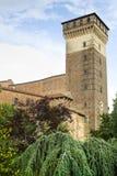 Castello di Rovasenda Fotografia Stock