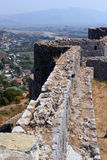 Castello di Rozafa Fotografia Stock