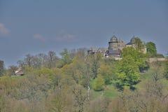 Castello di Sababurg Immagine Stock Libera da Diritti