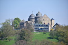 Castello di Sababurg Fotografia Stock Libera da Diritti