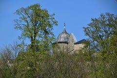 Castello di Sababurg Fotografia Stock