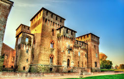 Castello Di SAN Giorgio σε Mantua Στοκ φωτογραφίες με δικαίωμα ελεύθερης χρήσης