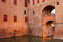 Castello di San Michele fotos de stock